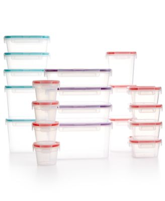 Snapware 40-Pc. Airtight Storage Set, Only at Macy's