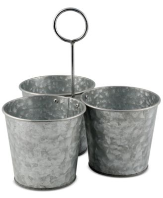 Thirstystone Galvanized Snack Buckets