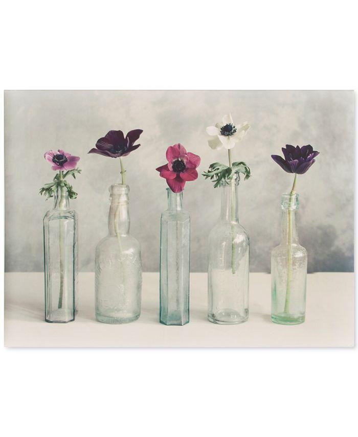 Graham & Brown - Floral Row Canvas Print