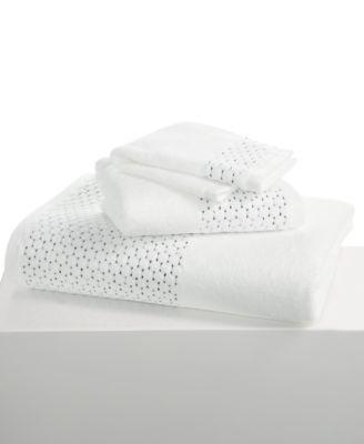 """Kassatex Seine 18"""" x 28"""" Hand Towel"""