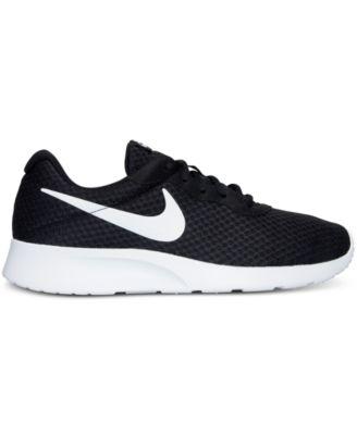 Nike Men's Tanjun Casual Sneakers from