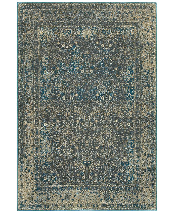 "Oriental Weavers - Pasha 1337B 9'10"" x 12'10"" Area Rug"