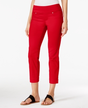 Style & Co. Pull-On Capri Jeans  Only at Macy's
