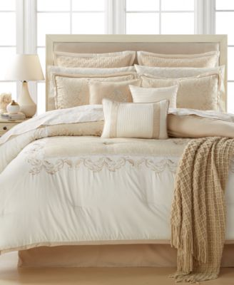 Serafina 14-Pc. King Comforter Set