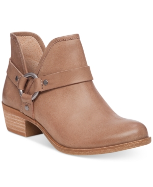 Lucky Brand Women's Bashira Harness Booties Women's Shoes