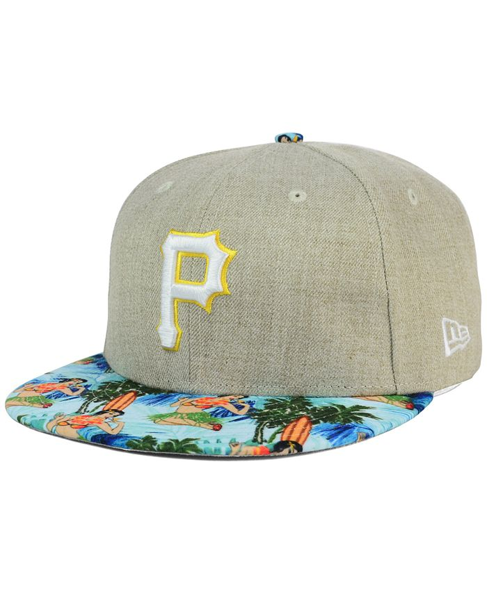 New Era - Pittsburgh Pirates Vacation Vize Snapback Cap