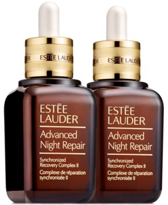 Image of Estée Lauder Advanced Night Repair Synchronized Recovery Complex II Duo