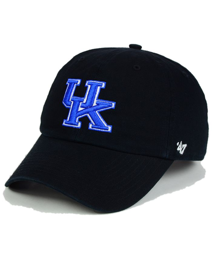 '47 Brand - Kentucky Wildcats Clean Up Cap