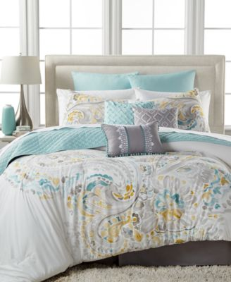 Sahar 10-Pc. King Comforter Set