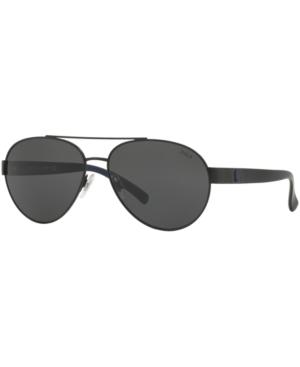 Polo Ralph Lauren Sunglasses, PH3098 61