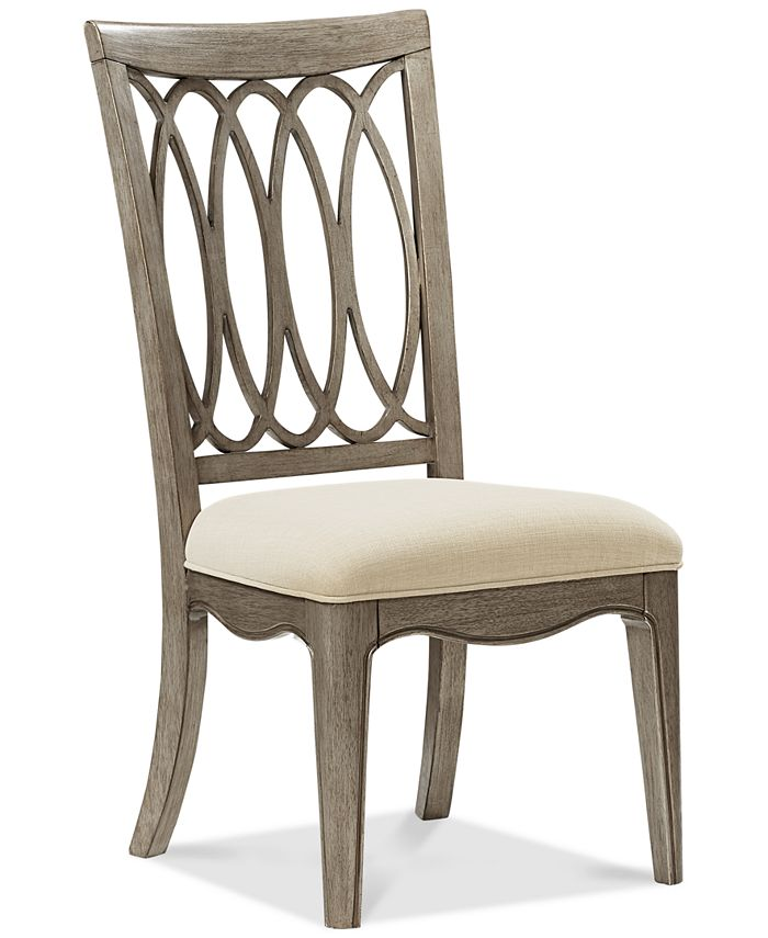 Furniture - Hayley Side Chair
