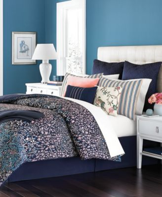 Martha Stewart Collection Cloister 10-Pc. Queen Comforter Set, Only at Macy's