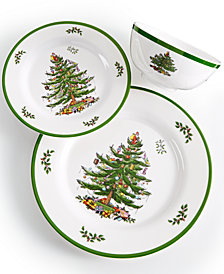 Spode Christmas Tree Melamine Collection
