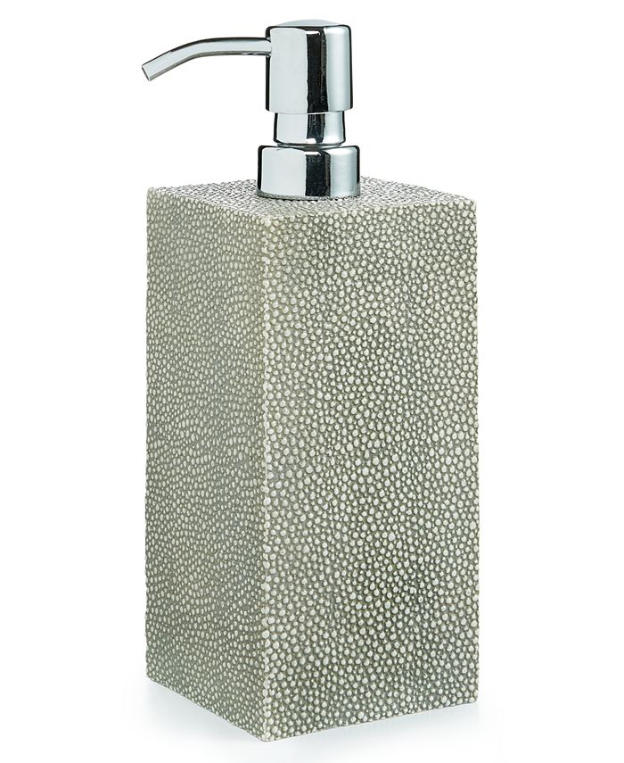 Hotel Collection - Shagreen Lotion Dispenser