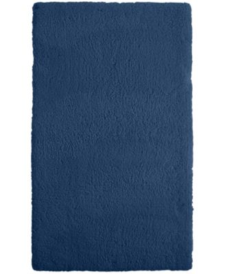 "Martha Stewart Collection Ultimate Plush 17"" x 24"" Rug, Only at Macy's"