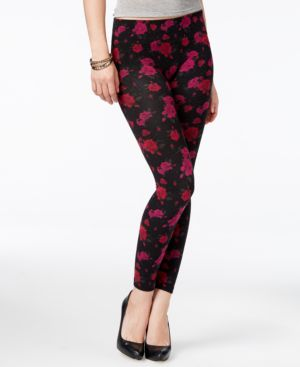 First Looks Floral Seamless Leggings