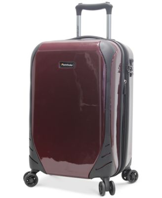 "Pathfinder Aviator 25"" Expandable Hardside Spinner Suitcase, Only at Macy's"