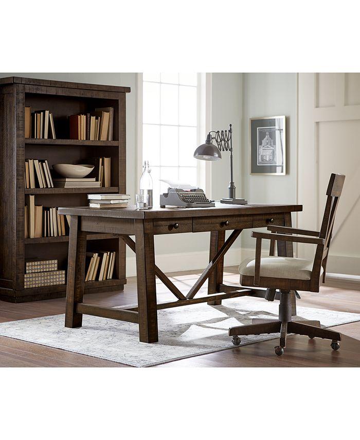 Furniture - Ember Home Office , 2-Pc. Set (Desk & Desk Chair)