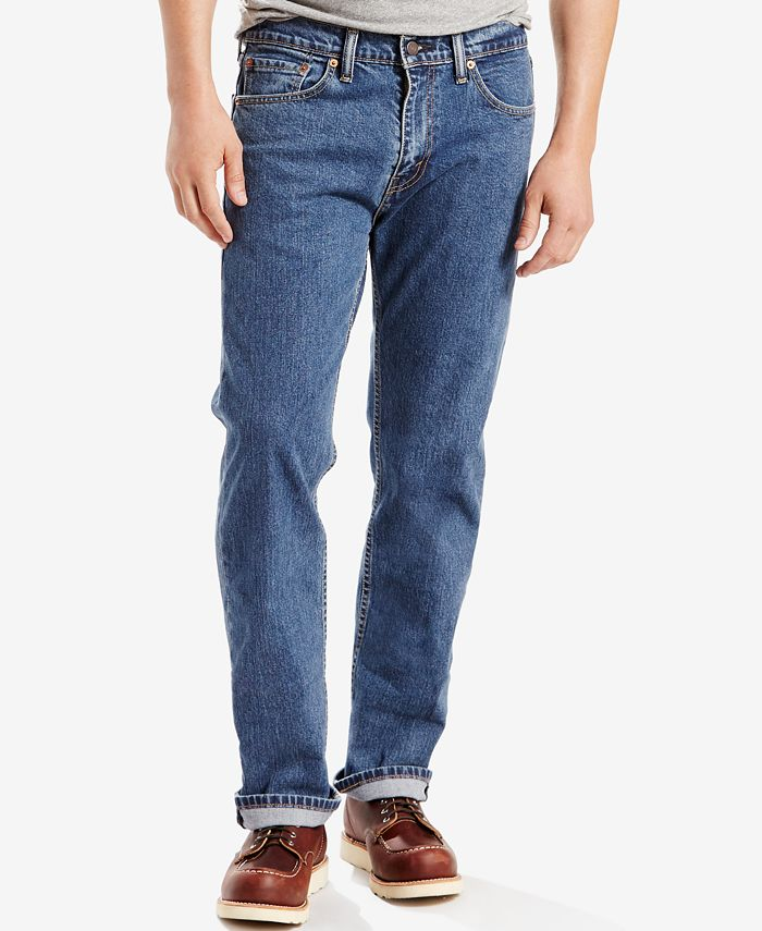 Levi's - 505™ Regular Fit Jeans