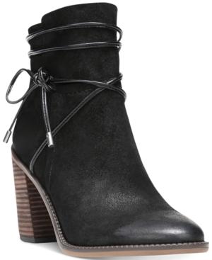 Franco Sarto Edaline Ankle Booties Women's Shoes