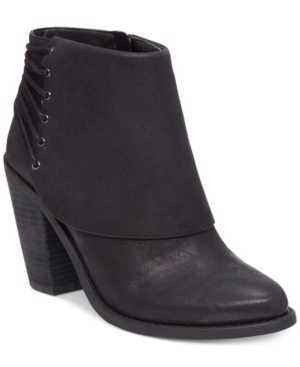 Jessica Simpson Caysy Tie-Back Booties Women's Shoes