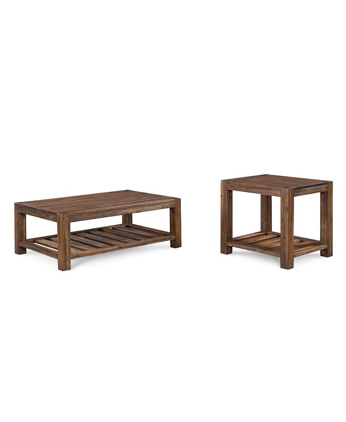 Furniture - Avondale 2-Pc. Set (Coffee & End Table)