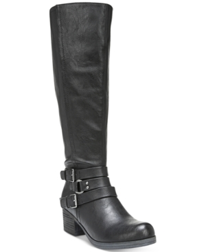 Carlos by Carlos Santana Camdyn Tall Wide Calf Boots Women's Shoes