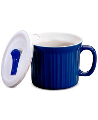 Corningware 20-Oz. Prep & Travel Mug with Vented Lid