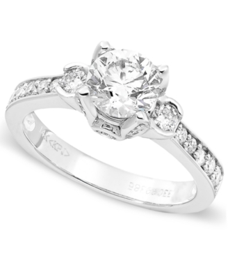 14k White Gold Diamond Ring (1-3/4 ct. tw.)
