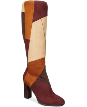 Impo Omega Patchwork Boots Women's Shoes