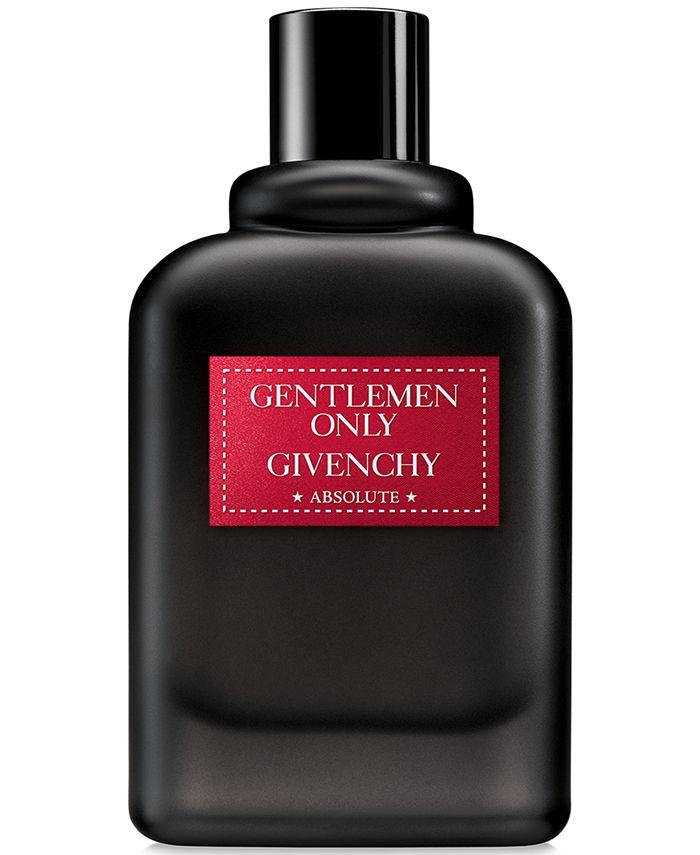 Givenchy - Gentlemen Only Absolute Eau de Parfum, 3.4 oz