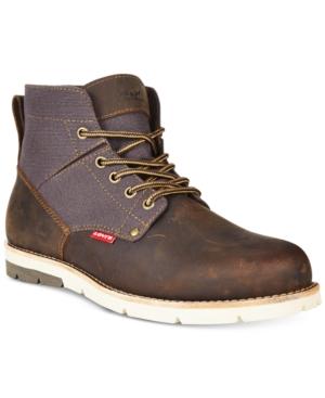 Levi's Men's Jax Canvas Boots Men's Shoes