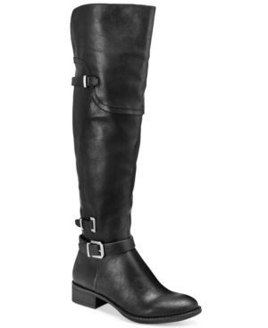 Style & Co. Adaline Over-The-Knee Boots, Only at Macy's Women's Shoes