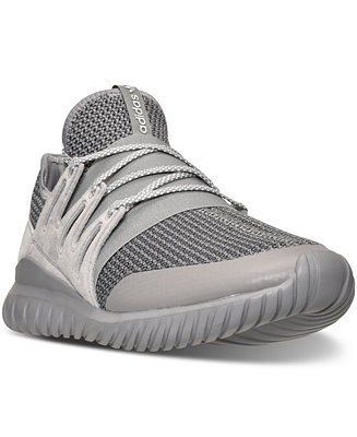 Mamá cada vez dolor de muelas  adidas Men's Originals Tubular Radial Casual Sneakers from Finish Line &  Reviews - Finish Line Athletic Shoes - Men - Macy's