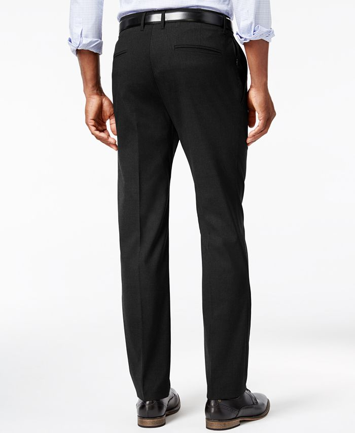 Kenneth Cole Reaction - Men's Stretch Athleisure Slim-Fit Dress Pants