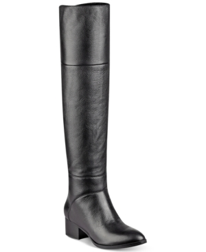 Tommy Hilfiger Gianna Over-The-Knee Boots Women's Shoes