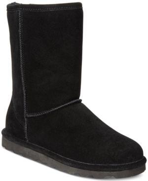 BEARPAW | Bearpaw Women'S Elle Short Cold-Weather Booties Women'S Shoes | Goxip