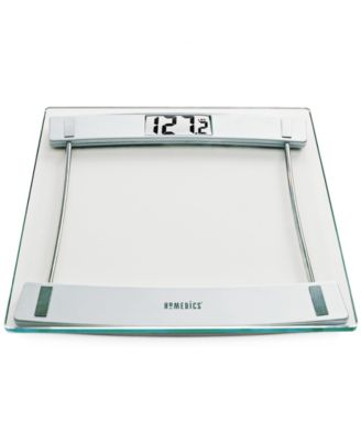 Homedics Digital Glass Scale