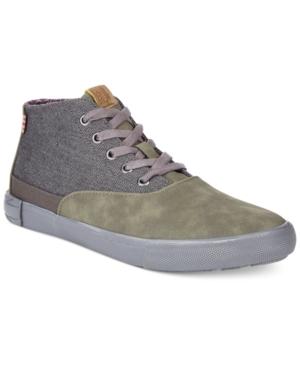 Ben Sherman Men's Pete High-Top Sneakers Men's Shoes