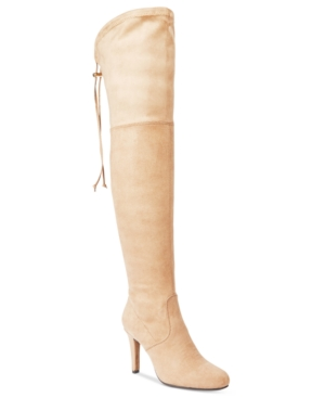 Rialto Calla Over-The-Knee Dress Boots Women's Shoes