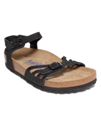 "Birkenstock Women's ""Bali"" Comfort Sandal with Soft Footbed Women's Shoes"