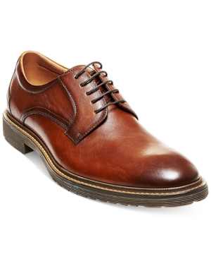 Steve Madden Men's Dimarko Plain Toe Oxfords Men's Shoes