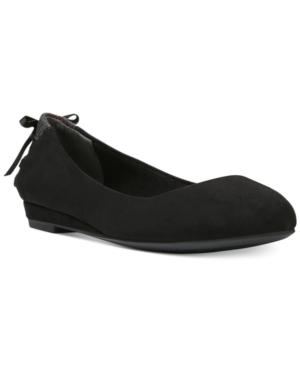 Fergalicious Anna Bow Ballet Flats Women's Shoes