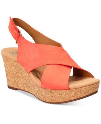 Annadel Eirwyn Wedge Sandals