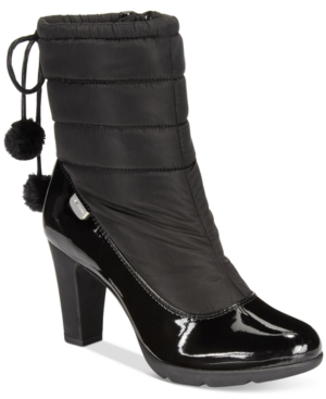 Anne Klein Exhale Cold-Weather Booties
