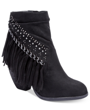 Not Rated Noora Ankle Booties Women's Shoes