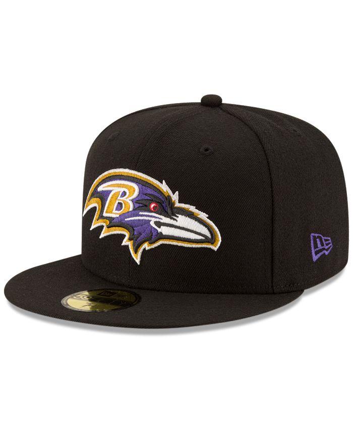 New Era - Baltimore Ravens Team Basic 59FIFTY Cap