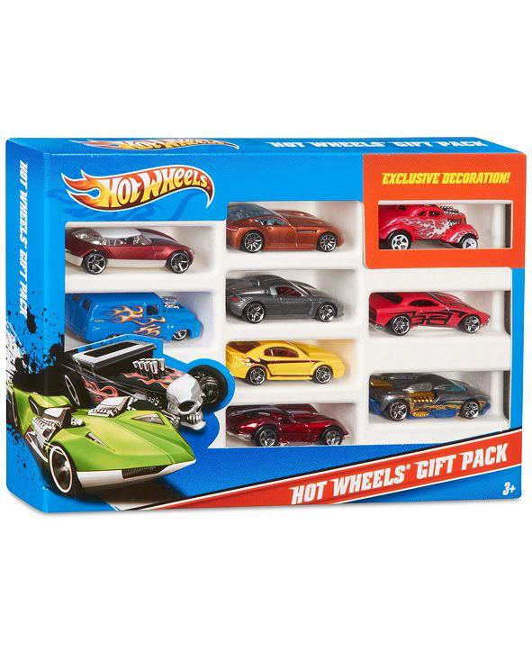 Hot Wheels Mattel's Variety Gift Pack