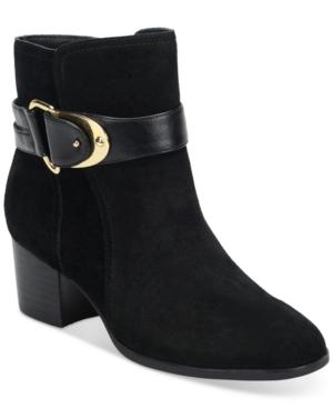 Sofft Nadra Buckle Booties Women's Shoes