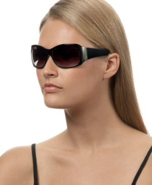 Calvin Klein Rectangle Plastic Sunglasses - Sunglasses